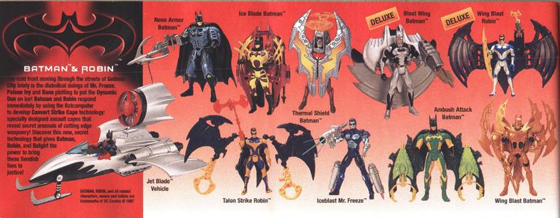 A Batman akciófigurák története - 16.rész