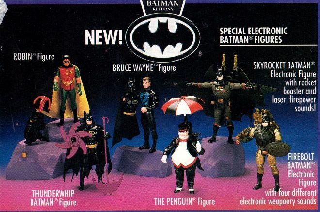 A Batman akciófigurák története - 5.rész