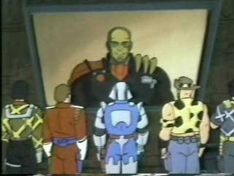 Top 10 kedvenc G.I.Joe rajzfilm epizódom