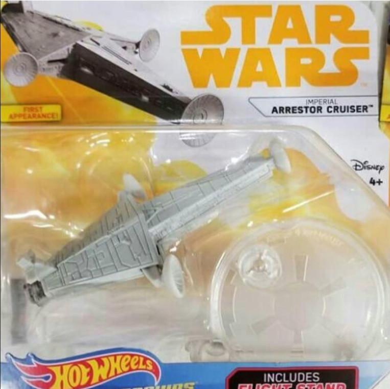 Új Solo filmes jármű - Az Imperial Arrestor Cruiser