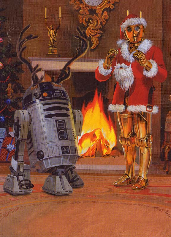 A karácsonyi, exkluzív Star Wars figurák