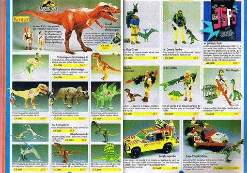 Ismerős játékvonalak 1.rész - Jurassic Park