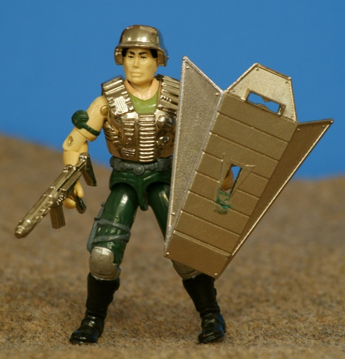 Super Trooper, a krómozott G.I.Joe szuperkatona