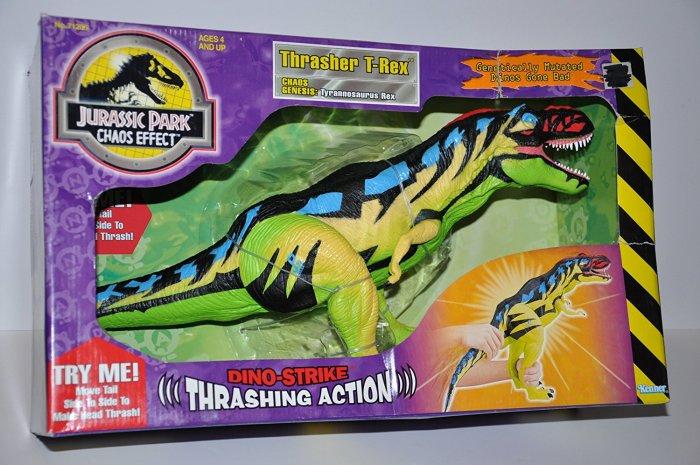 Ismerős játékvonalak 3.rész - Jurassic Park: Chaos Effect