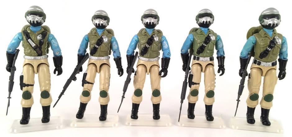 Steel Brigade - A személyiség nélküli G.I.Joe figura