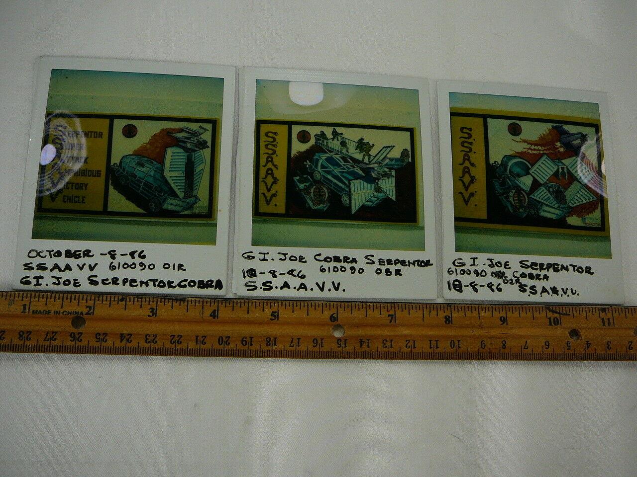 G.I.Joe érdekességek - 46