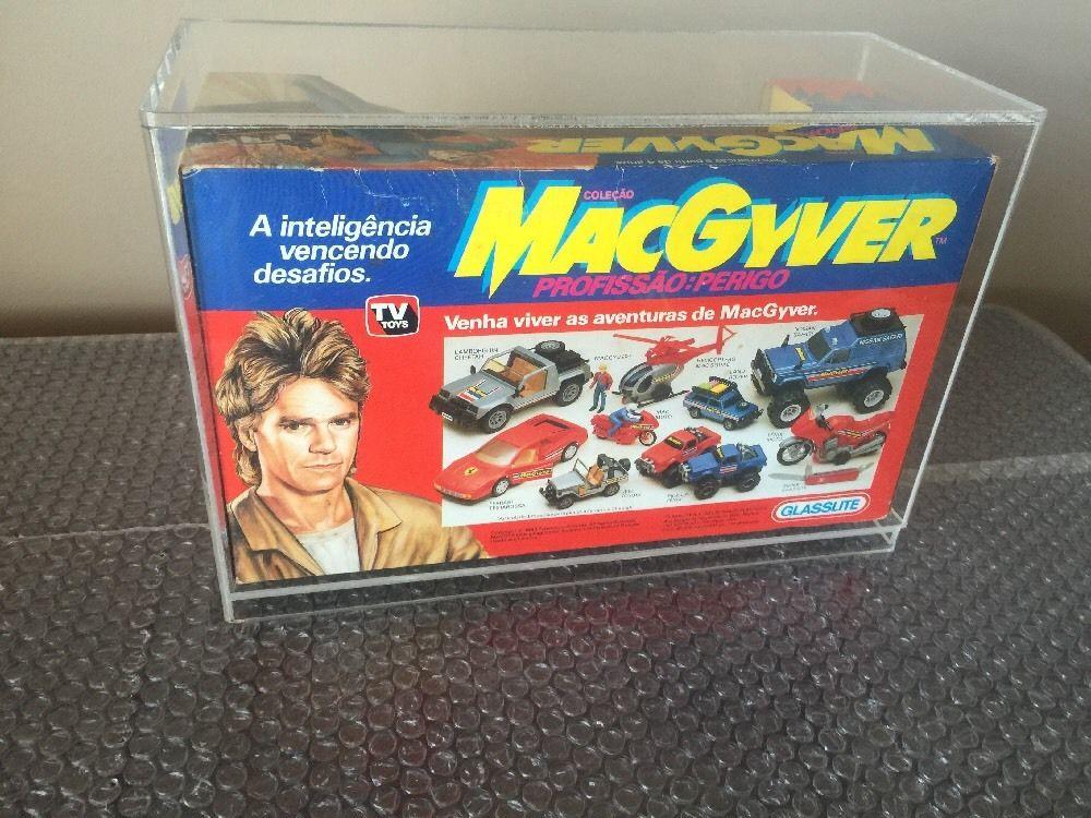 Kevésbé ismert játékvonalak - 3.rész - A Macgyver játékok