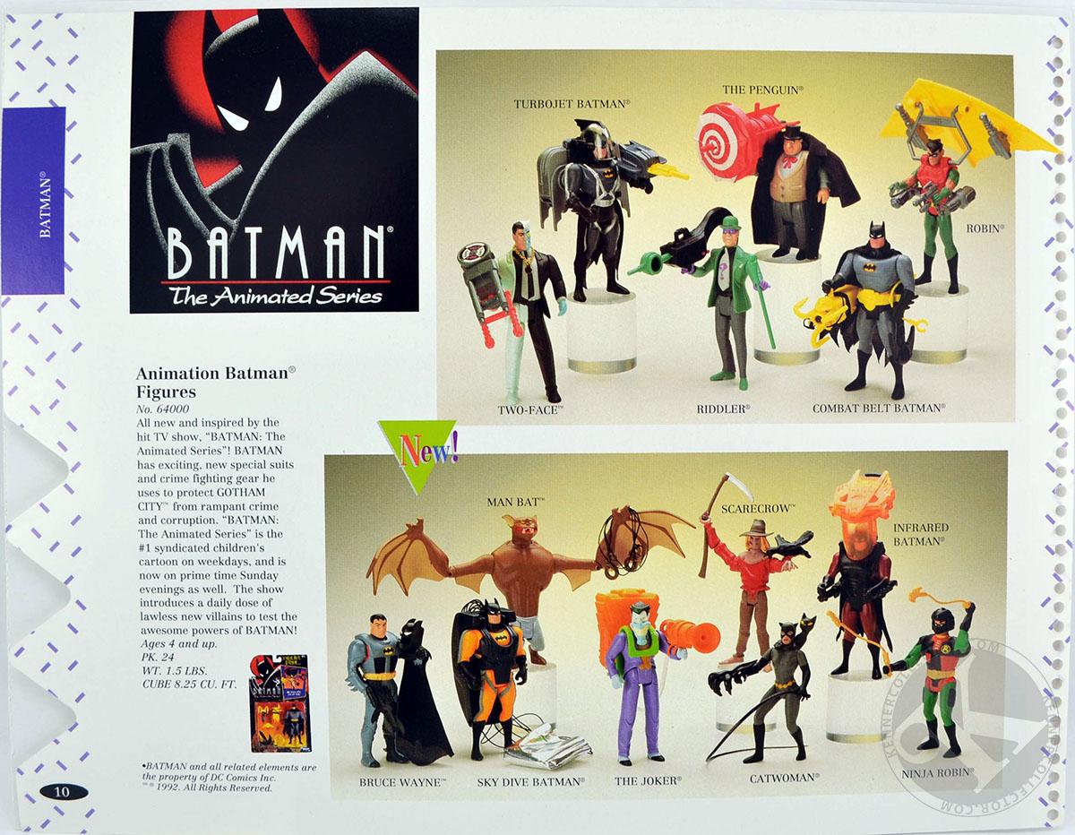 A Batman akciófigurák története - 6.rész