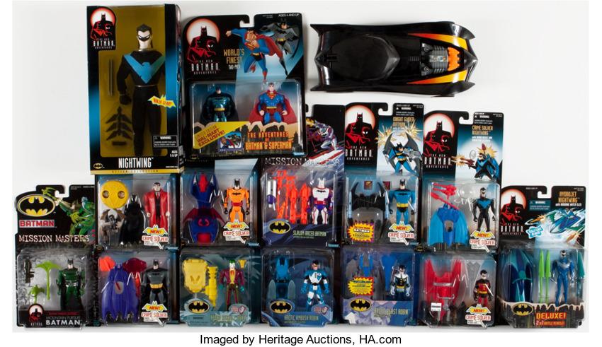 A Batman akciófigurák története - 17.rész