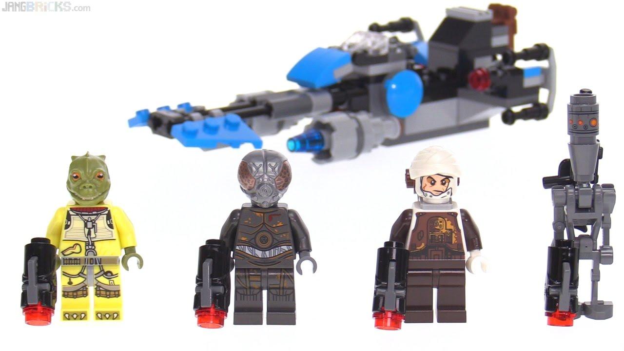 Fejvadászok a Lego Star Wars történetében