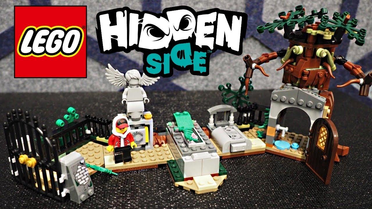 Lego Hidden Side szettek + a gyakorlati működés