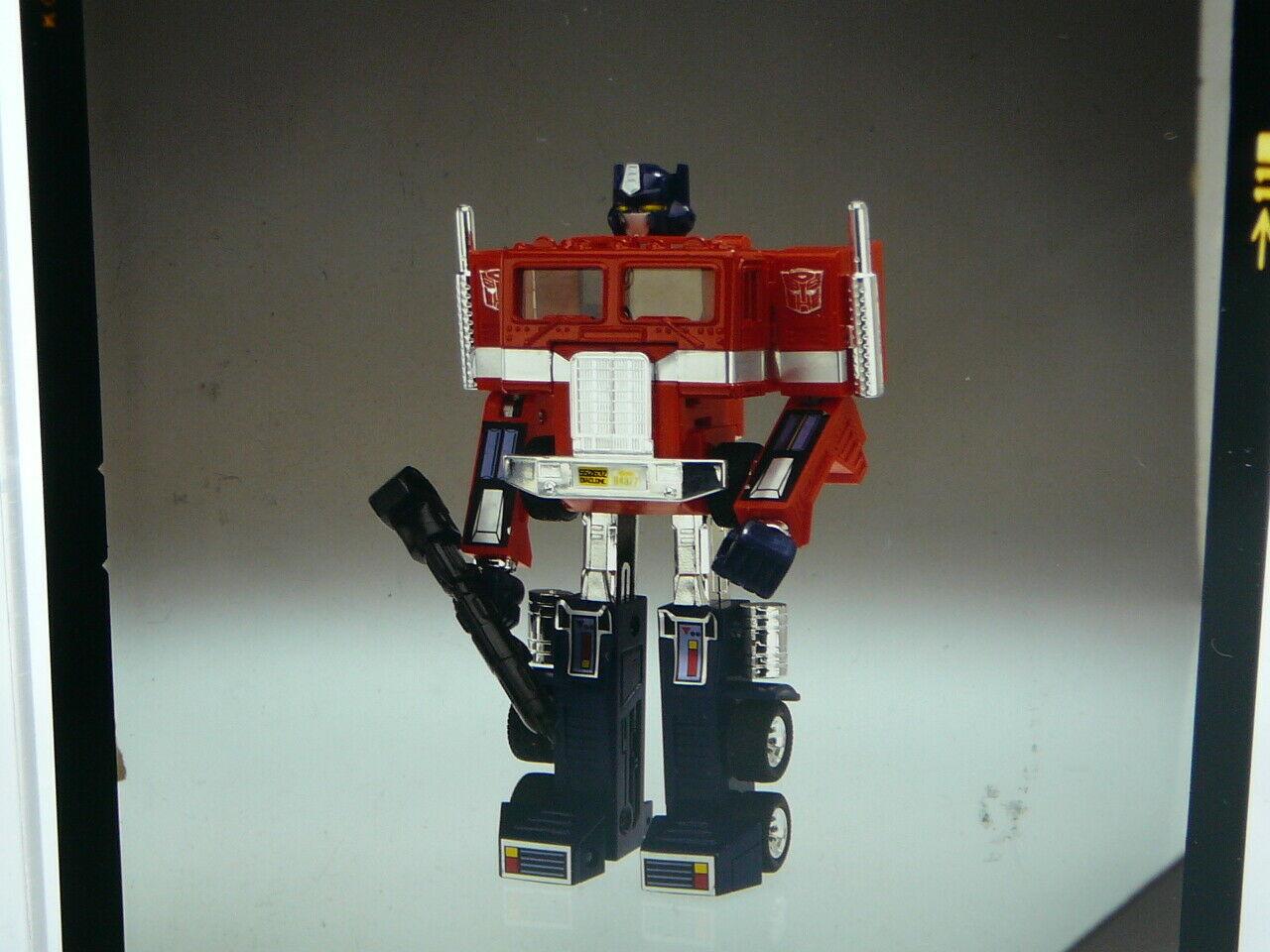 Képgaléria: Belsős G1 Transformers prototípus képek II.