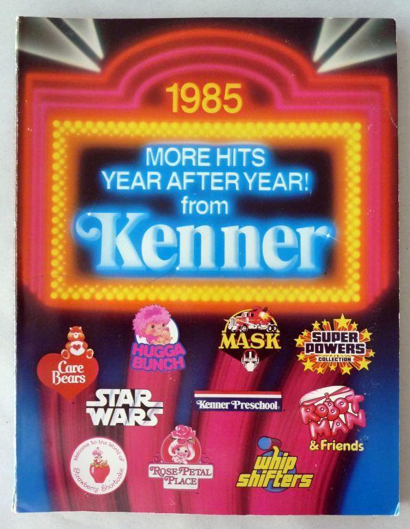 1985-ös Kenner Toy Fair katalógus