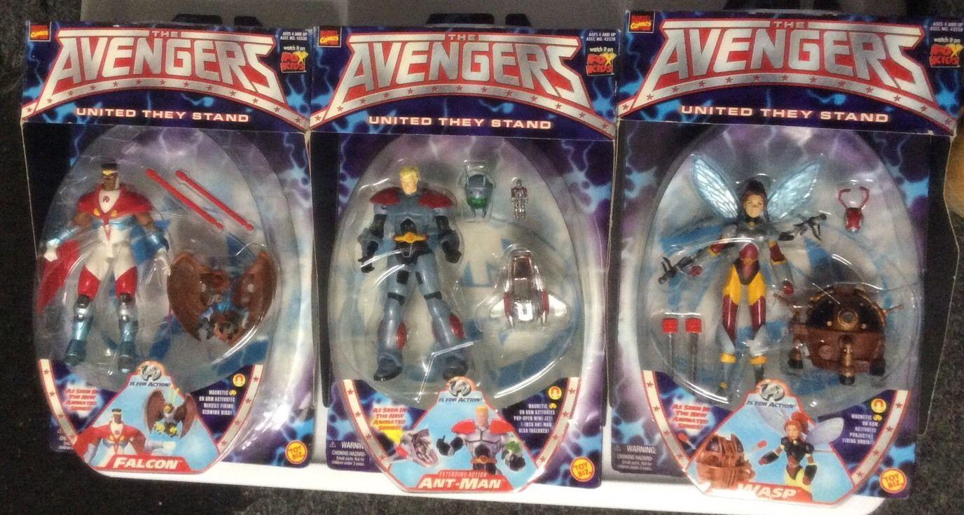 Kevésbé ismert játékvonalak 12.rész - A Toybiz Avengers figurái 1997-2000