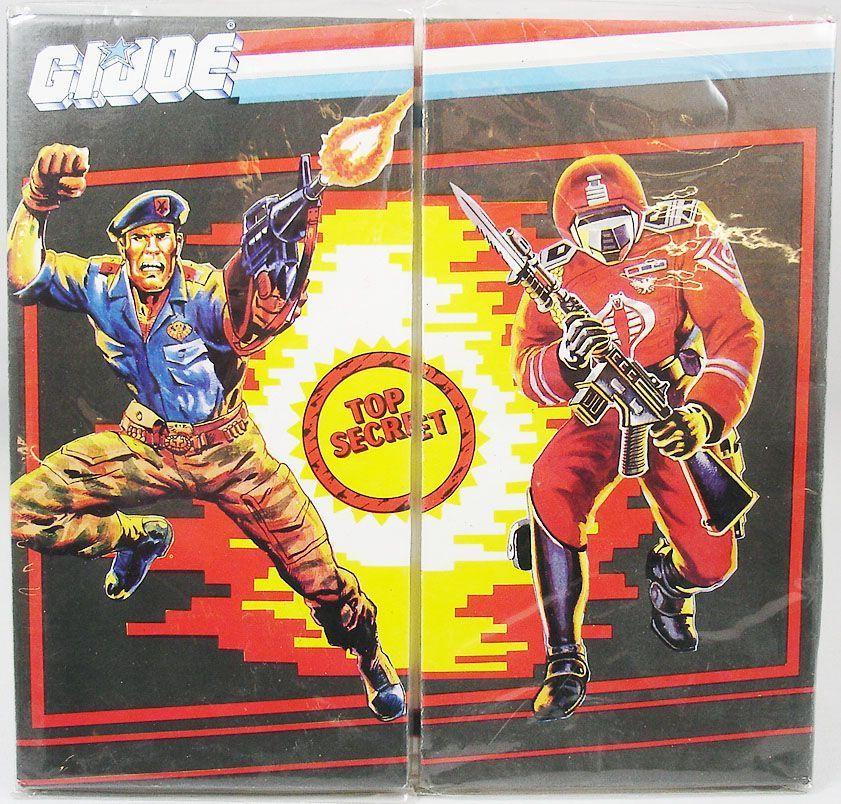 Francia G.I.Joe levélpapír csomag