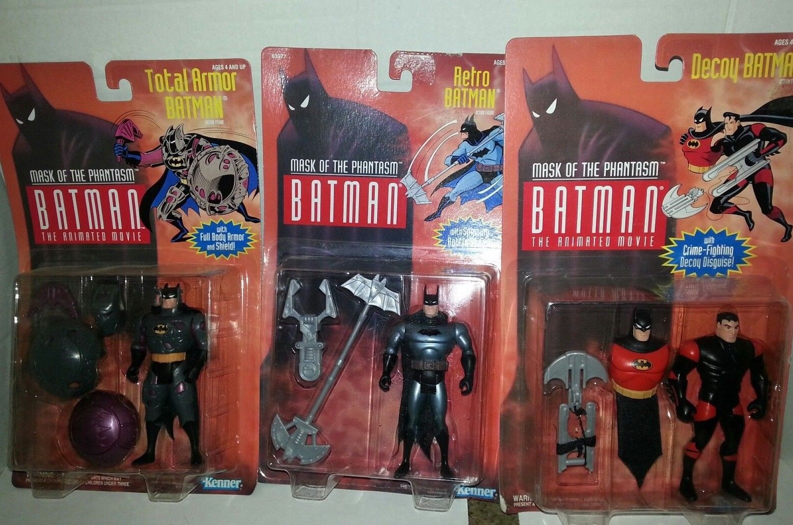 A Batman akciófigurák története - 7.rész