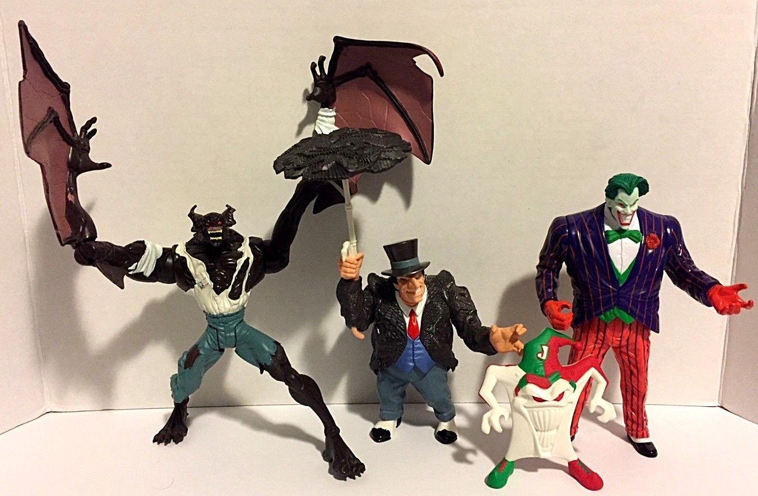A Batman akciófigurák története - 14.rész