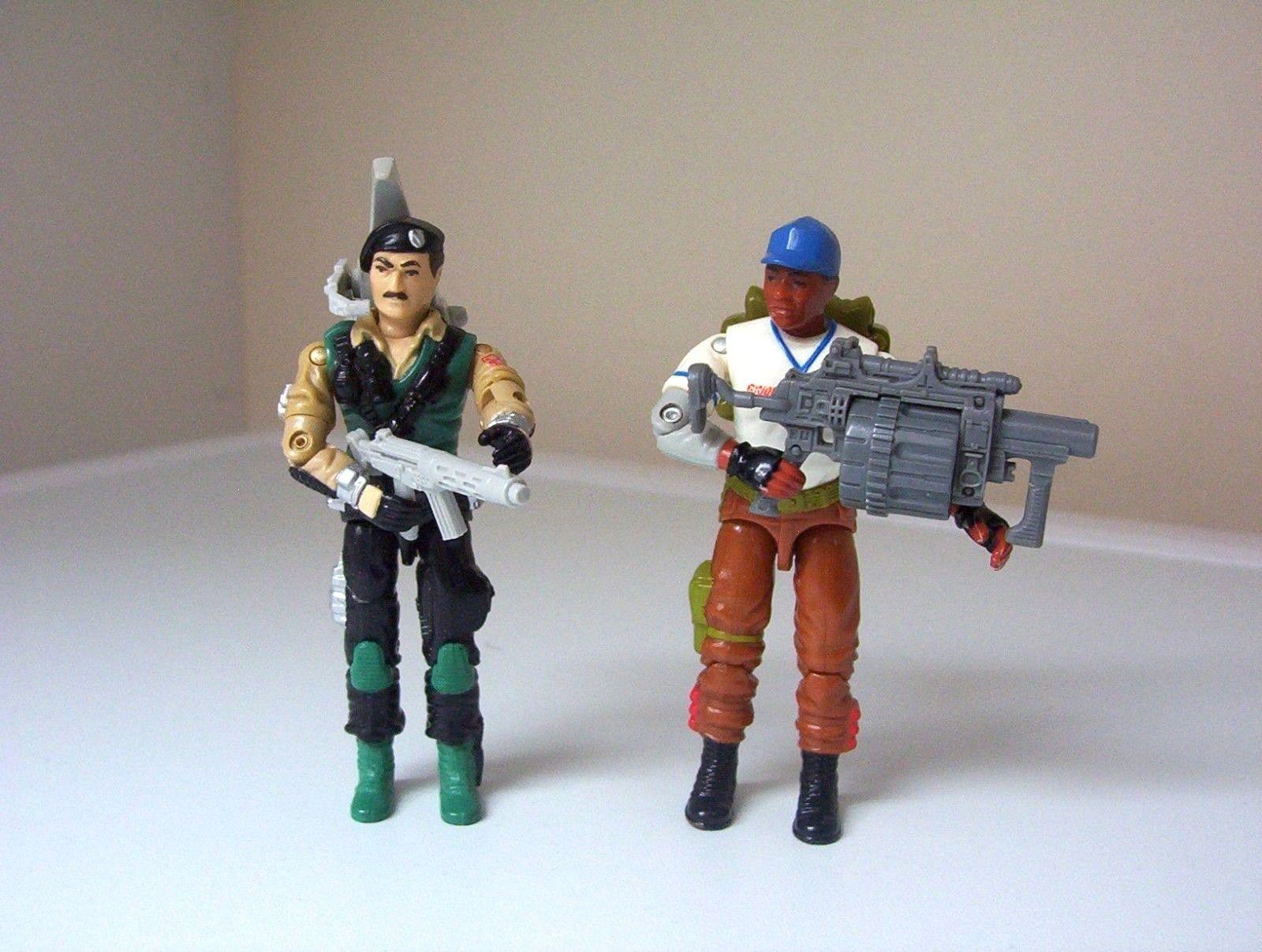 Top 10 Kedvenc G.I.Joe fegyverem