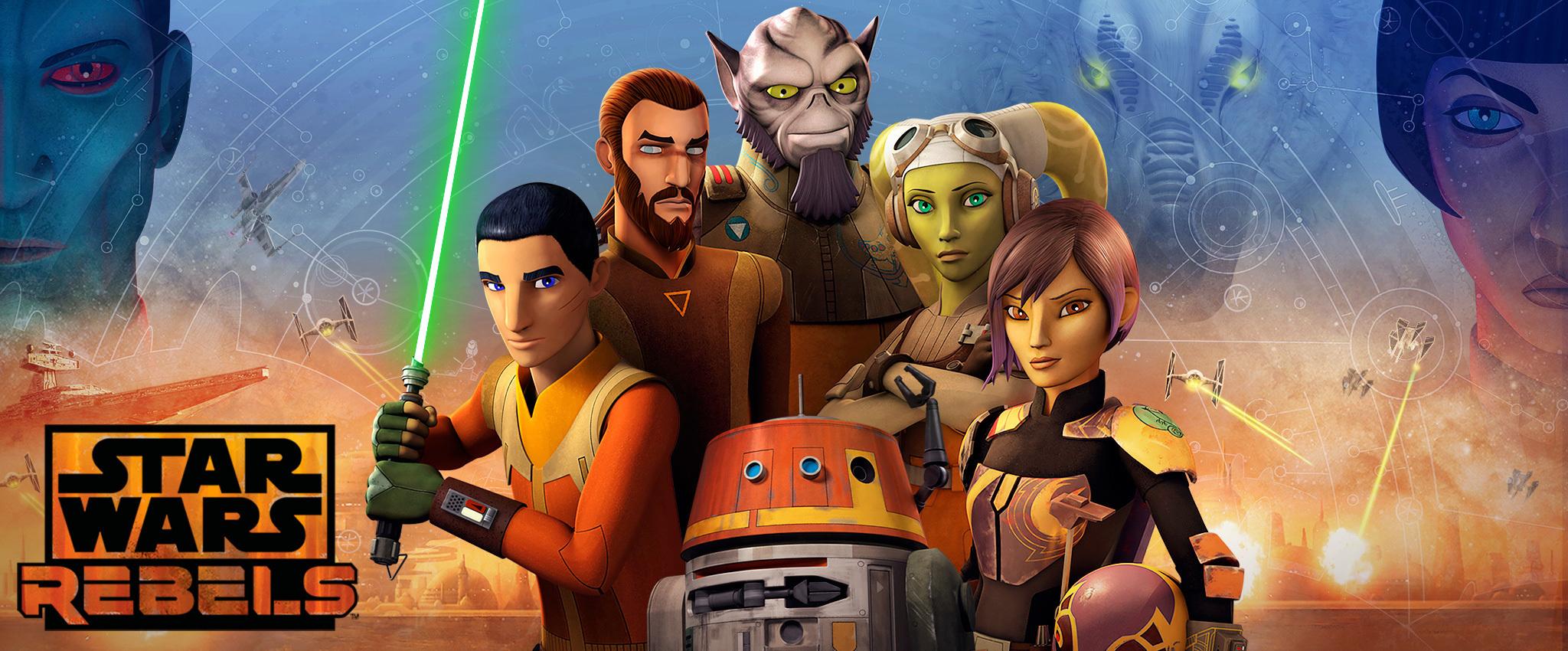 Véleménycikk: Miért is volt jó a Star Wars Rebels....