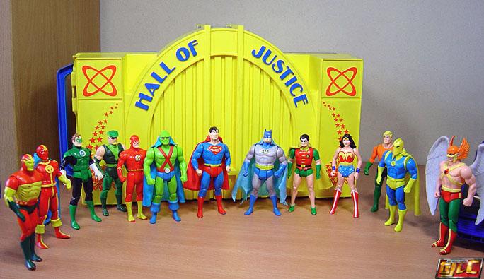 Kevésbé ismert játékvonalak - 5.rész - A Kenner Super Powers figurái