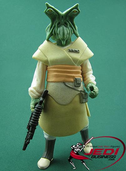 Top 10 legkevésbé sikerült, a filmben csak minimálisan szereplő Star Wars figura