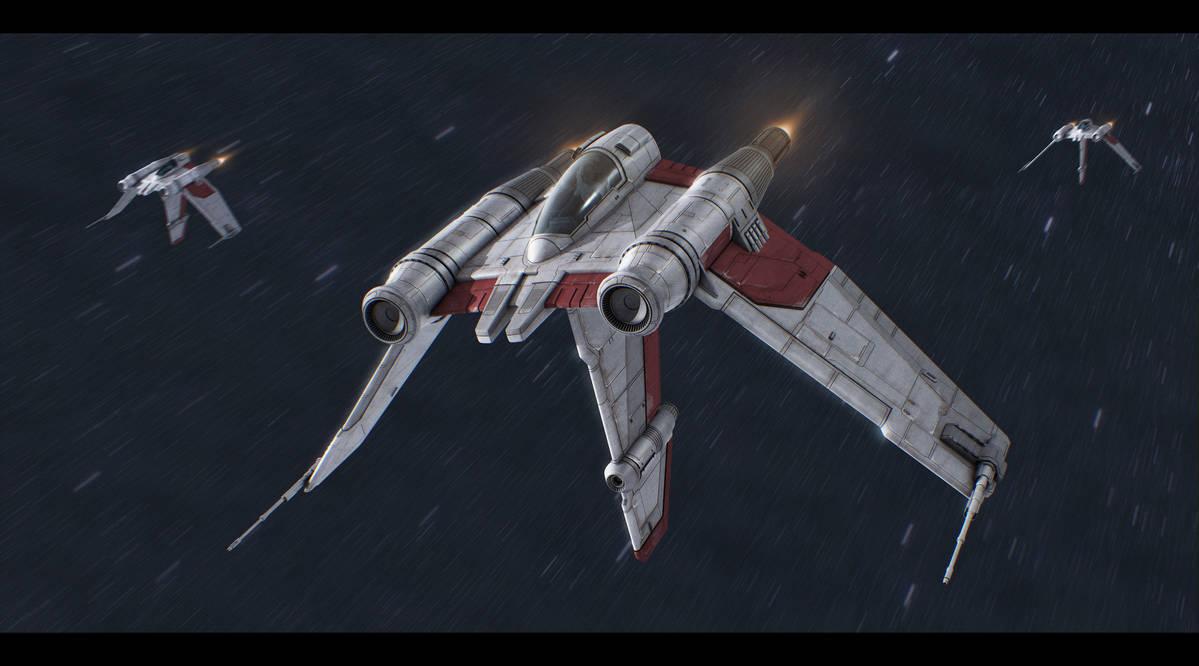A Star Wars játékjárművek története -14.rész