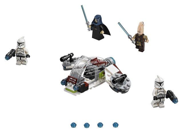Lego Star Wars hírek