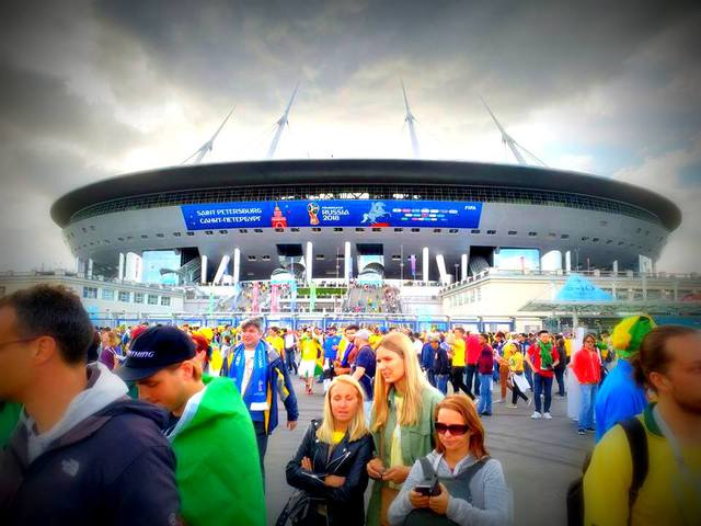 VB 2018 testközelből: divatfoci a turistáknak vagy szenvedélyes futballünnep?