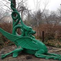 Tudtad? Két 160 éves sárkány is lakik az Állatkertben