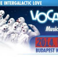 Voca People koncert 2014-ben a Budapesti Kongresszusi Központban - Jegyinfók és videó itt!
