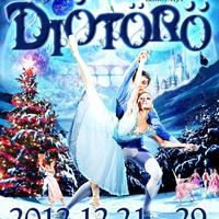 Kiev City Balett Diótörő 2012 országos turné - Jegyvásárlás és helyszínek itt!
