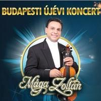 Mága Zoltán Újévi Aréna koncert 2013 jegyek itt!