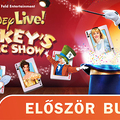 Disney Live! Mickey's Magic Show 2013 Budapest! Jegyek itt!