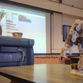 Robot vs robot. Ki lőtt több gólt?