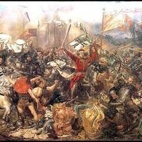 A középkor egyik legnagyobb csatája Grünwaldnál [14.]