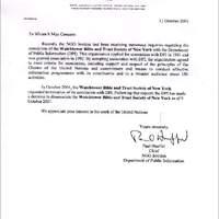 Az ENSZ Nem Kormányzati Szervezetek Nyilvános Információs Irodájának hivatalos közleménye