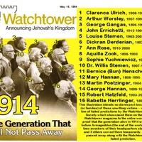 Az Őrtorony hamis próféciái