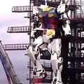 18 méter magas humanoid robot