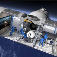 Messze még a megfizethető árú űrhotel