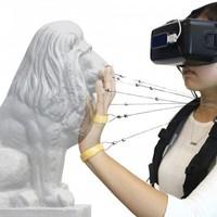 Érezzük a falakat és a kemény tárgyakat a virtuális valóságban