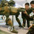 Dél-Korea állatokat utánzó katonai robotokat fejleszt