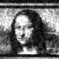 """Kvantumvászonra """"festették"""" a világ legkisebb Mona Lisáját"""
