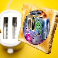A pszichedelikus kenyérpirítók megbolondítják a képfelismerést