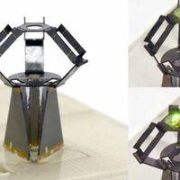 Pici és ijesztően gyors a Harvard milliDelta robotja