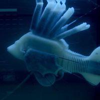 Elektronikus vérrel működik egy robothal