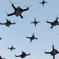 Bűnözők drónrajokkal zavarnak meg rendőrségi akciókat
