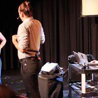 Mesterséges intelligencia a színpadon