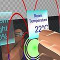 Elektronikus bőr a virtuális valóságban