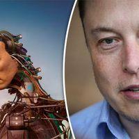 Elon Musk: Az embereknek egyesülniük kell a gépekkel
