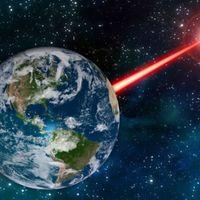 Óriási űrlézerről mehetnek üzenetek idegen civilizációk felé